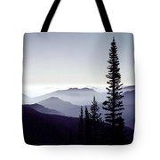 Colorado Haze Tote Bag by Adam Romanowicz