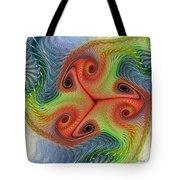 Colors Of Delight Tote Bag by Deborah Benoit