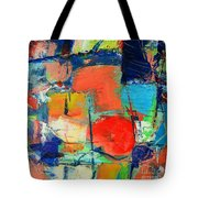 Colorscape Tote Bag by Ana Maria Edulescu