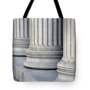 Columns Tote Bag by Jon Neidert
