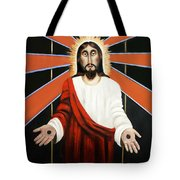Come Tote Bag by Anthony Falbo