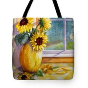 Come Home Tote Bag by Marilyn Smith