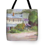 Commerce Street Apalach Tote Bag by Susan Richardson