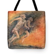 Competition Tote Bag by Larry  Daeumler