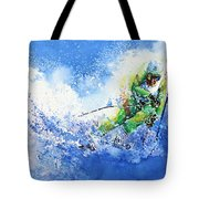 Competitive Edge Tote Bag by Hanne Lore Koehler