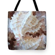 Conches Tote Bag by Carol Groenen