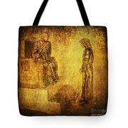 Condemned Via Dolorosa1 Tote Bag by Lianne Schneider