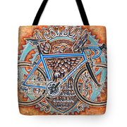 Condor Baracchi Tote Bag by Mark Howard Jones