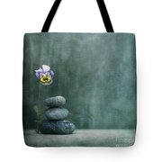 Confidence Tote Bag by Priska Wettstein