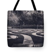 Confusion Tote Bag by Laurie Search