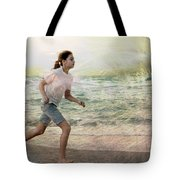 Continuum  Tote Bag by Laura Fasulo