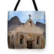 Contrabando Film Set Tote Bag by Christine Till
