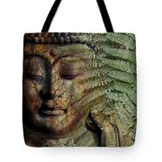 Convergence Of Thought Tote Bag by Christopher Beikmann