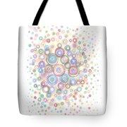 Convexity Tote Bag by Regina Valluzzi