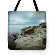 Cool To The Touch Tote Bag by Mary Amerman
