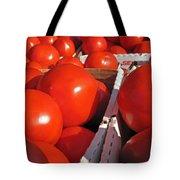 Cool Tomatoes Tote Bag by Barbara McDevitt