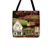 Copper Springs Tote Bag by Catherine Holman