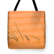 Coral Pink Sands 1 Tote Bag by Adam Romanowicz