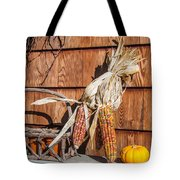 Corn Tote Bag by Guy Whiteley