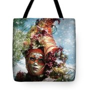 Cornucopia Tote Bag by Barbara Orenya