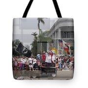 Coronado Fourth Of July Parade Tote Bag by Stephen Farley