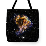Cosmic Heart Tote Bag by The  Vault - Jennifer Rondinelli Reilly