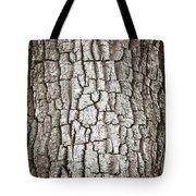 Cottonwood Bark 1 Tote Bag by Marilyn Hunt