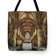 Count Your Blessings Tote Bag by Evelina Kremsdorf