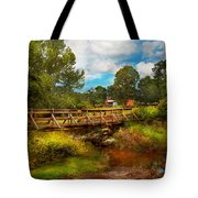 Country - Country Living Tote Bag by Mike Savad