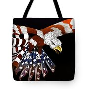 Courage Tote Bag by Charles Drummond