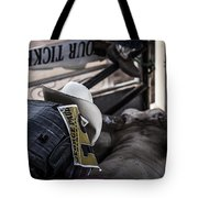 Cowboy Up Tote Bag by Amber Kresge