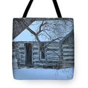 Cozy Hideaway Tote Bag by Penny Meyers