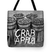 Crab Apples Tote Bag by Digital Reproductions