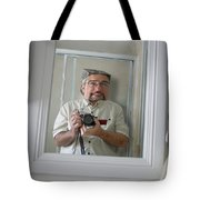 Creative Block Syndrome Tote Bag by Mike McGlothlen