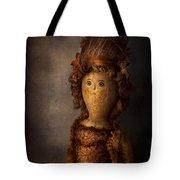 Creepy - Doll - Matilda Tote Bag by Mike Savad