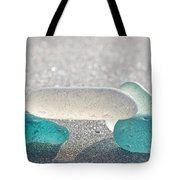 Cross This Bridge When.... Tote Bag by Barbara McMahon