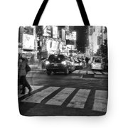Crosswalk Tote Bag by Dan Sproul