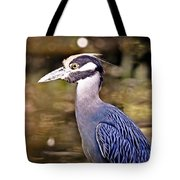 Crowned One Tote Bag by Marty Koch