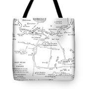 Cuba: San Juan Hill Tote Bag by Granger