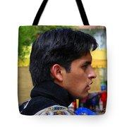 Cultural Blend Tote Bag by Lew Davis