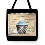 Cupcake Masterpiece Tote Bag by Catherine Holman