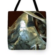 Curtiss-wright Cw-22 Monoplane Tote Bag by Michelle Calkins