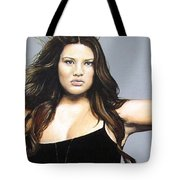 Curvy Beauties - Tara Lynn Tote Bag by Malinda  Prudhomme