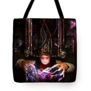 Cyberpunk - Mad Skills Tote Bag by Mike Savad