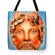 Cyprus - Zeus Tote Bag by Augusta Stylianou