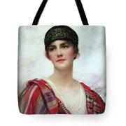 Cyrene Tote Bag by William Clark Wontner