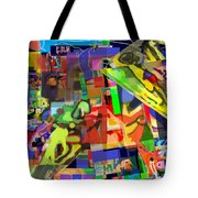 daas 1h Tote Bag by David Baruch Wolk