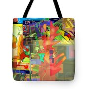 daas 1l Tote Bag by David Baruch Wolk