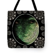 Daemon Of Stargate Tote Bag by Pepita Selles