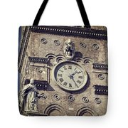 Daily Rhythms Tote Bag by Joan Carroll